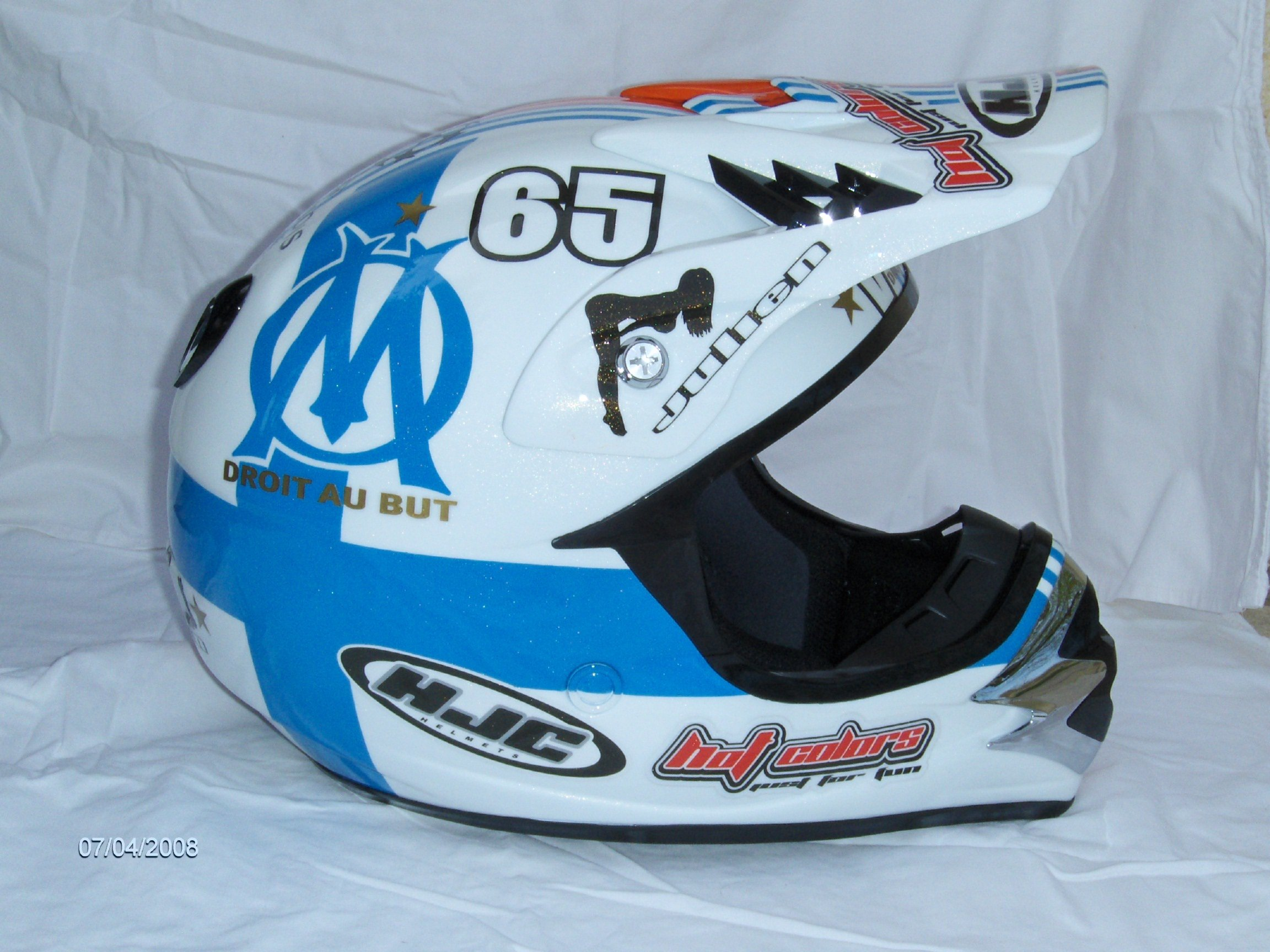 casque julien